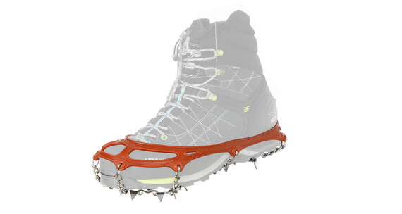 Snowline Spikes Chainsen Pro Grödel S orange